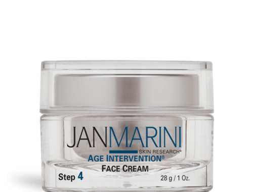Age Intervention Face Cream