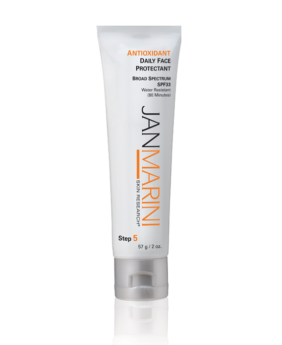 Antioxidant Daily Face Protectant Spf 33 Oasis Day Spa